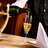 乾杯酒は4種類の中から選べるスタイル♪奈良の地酒もございます