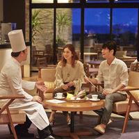 けやき坂 彩桜邸 ではお料理のお打合せも料理長とコースを決めていきます