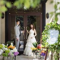ゆったりとした敷地を贅沢に貸切って、おもてなしの結婚式を