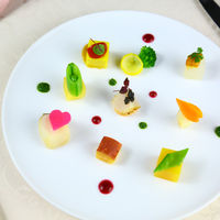 一皿一皿に想いを重ねてすべての方々を幸せにする婚礼料理を完成させます