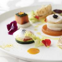 【20th anniversary menu】 オマール海老と帆立貝のマリアージュ