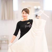 館内併設の衣裳室では試着点数無制限で衣裳選びをお楽しみ頂けます♪ お二人を担当させて頂く衣裳スタッフが結婚式当日までサポート!