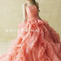 ミラノコレクションにも参加するトップブランド【ANTEPRIMA】が手がけるウェディングドレスコレクション