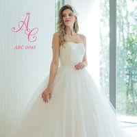 アルカンシエルオリジナルドレス