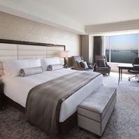 インターコンチネンタル東京ベイ×寝具のシーリー社コラボの快眠を追求したベッドの入ったお部屋