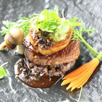 素材の味を最大限に引き出した、優しい味わいのフランス料理が幅広い年代に好評