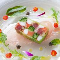 キラキラと輝く宝石のように綺麗で美味しいお料理を。