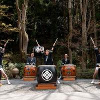 和太鼓の演奏は圧巻 ゲストを飽きさせない1日を実現