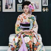 JUNO和装/和装小物もひとつひとつカスタマイズが可能。おふたりだけのスタイルを楽しんで♪