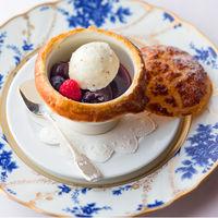 柏 日本閣で1番人気のデザート