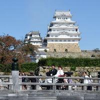人力車に乗って姫路城まで「てくてくロケ」も♪
