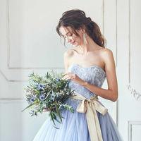 chouette!のドレスは、花嫁の笑顔でできています。