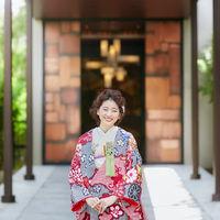 日本の美しい結婚式・・・和装もたくさんご用意しております。