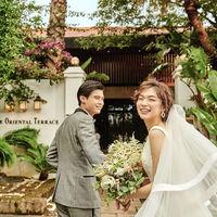 いわゆる結婚式場とは異なる門構え。ゲストのワクワク感を高めます