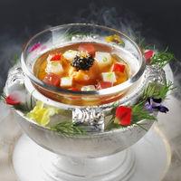 世界基準・グローバルに展開するIHGグループ  数々の国賓をもてなしてきたお料理