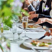色鮮やかな食材をふんだんに使い、大切なゲストへおもてなし