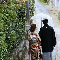 鎌倉・長谷という場所が おふたりの 「第二のふるさと」に なりますように
