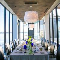 """【Restaurant TROIS VOEUX】 アクイールがプロデュースするレストラン """"トロワヴー"""" ご両家の顔合わせにもご利用いただけます"""