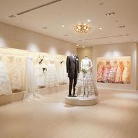 様々なタイプのドレスをご用意。お気に入りのドレスがきっと見つかる!