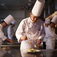 料理長松山氏