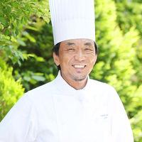世界料理オリンピック金メダリスト 中原月男シェフ。