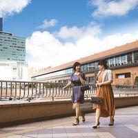 仙台駅隣接の好立地。様々な土地から集まるゲストも安心してお越しいただけます。