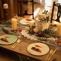 本物のアンティーク家具に囲まれた上質な空間と世界料理オリンピック金メダル受賞シェフの創るお料理で贅沢なひとときを
