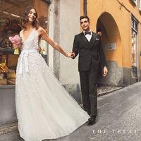花嫁に人気の「TREAT DRESSING」