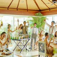 ゲストとお酒とお料理でもてなす特別な一日を