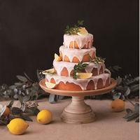 こだわりのレモンケーキ