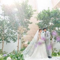 片町にNew Openのリゾート空間『アルカンシエル』天井の窓から差し込む自然光と、緑に囲まれた空間は花嫁の夢を叶えてくれます