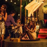 幻想的な雰囲気のナイトウエディングパーティーもオススメ