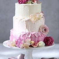 【ケーキ】 おふたりだけの特別なウエディングケーキをご提案