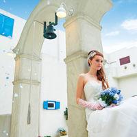 新郎新婦様にカリヨンの鐘の音色はお二人の幸せの音色・・♪ 前撮り撮影の際にはこのスペースでも撮影が可能