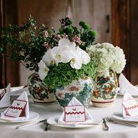 花器や花材一つ一つにもこだわりを