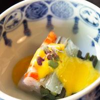 季節の野菜や魚など、厳選された食材のみを使った逸品♪