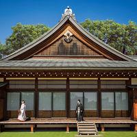 国際会議APEC95にて、世界の賓客が訪れた壮麗な御殿建築を一棟貸切