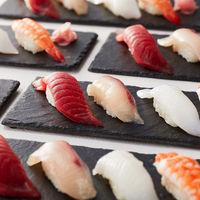 大人気の寿司Bar♪ゲストと一緒に楽しんで。