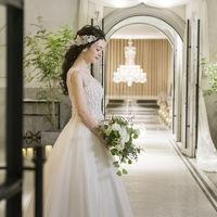 統一された世界観が、結婚式当日の雰囲気を高めてくれる♪