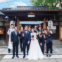 おふたりの結婚式をお手伝いできたことは私たちにとってもかけがえのない大切な思い出です。