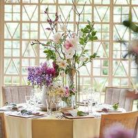 叶えたい結婚式の雰囲気やテーマに合わせてさまざまなバリエーションからチョイスできる