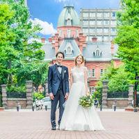 歴史ある北海道庁前に佇むチャペル・ド・コフレ札幌