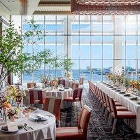 神戸港を一望する6つ披露宴会場