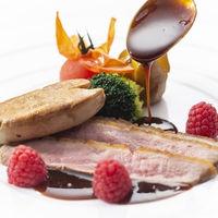 フランス料理、和洋彩り料理、日本料理からお選びいただけます!