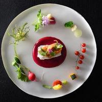 美食の宿「オーベルジュ」の感謝を伝える婚礼料理