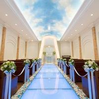 ホテルオークラ東京ベイの挙式会場