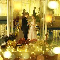 幻想的な【トワイライトウェディング】で、誰も体感したことのない特別な結婚式を演出☆