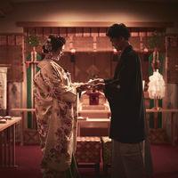 【ホテル内神殿】指輪の交換