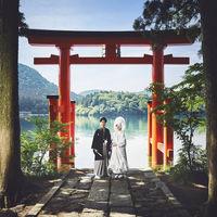 【箱根神社】縁結びの神様でもある九頭龍様と箱根の大神を御祭りする「箱根神社」