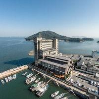 瀬戸内海に抱かれたホテル鴎風亭